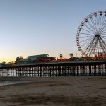 Panorama to illustrate dating in blackpool