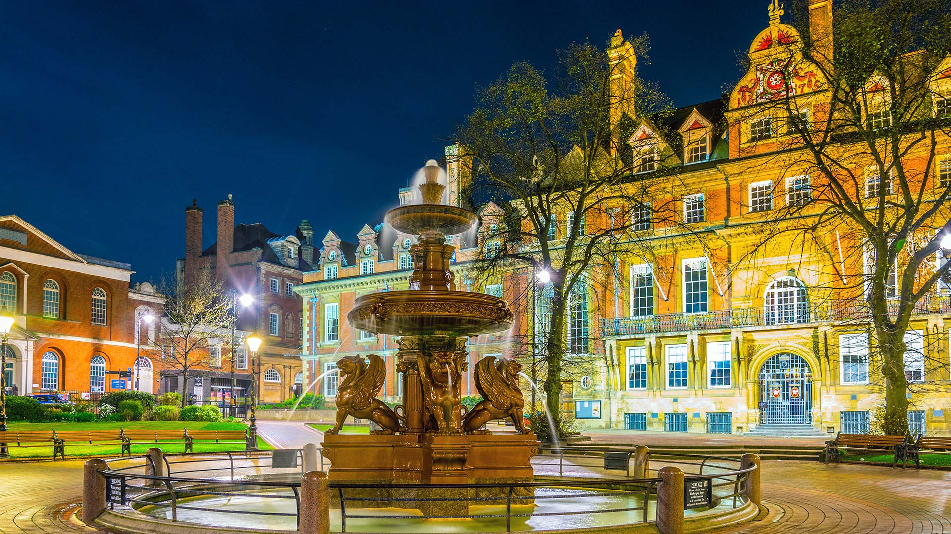 Panorama to illustrate dating in leicester