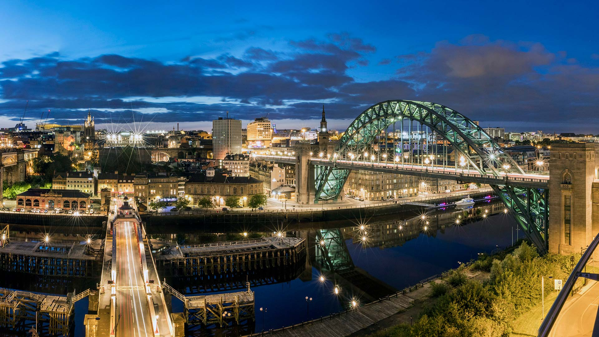 Panorama to illustrate dating in new castle upon tyne