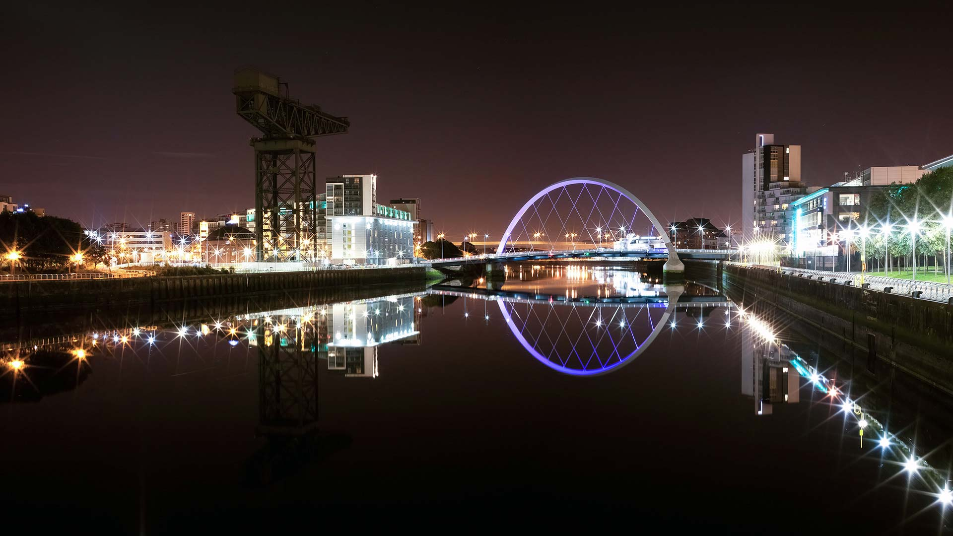 Panorama to illustrate dating in glasgow