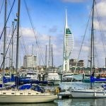 Panorama to illustrate dating in gosport