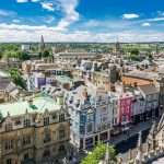 Panorama to illustrate dating in oxford