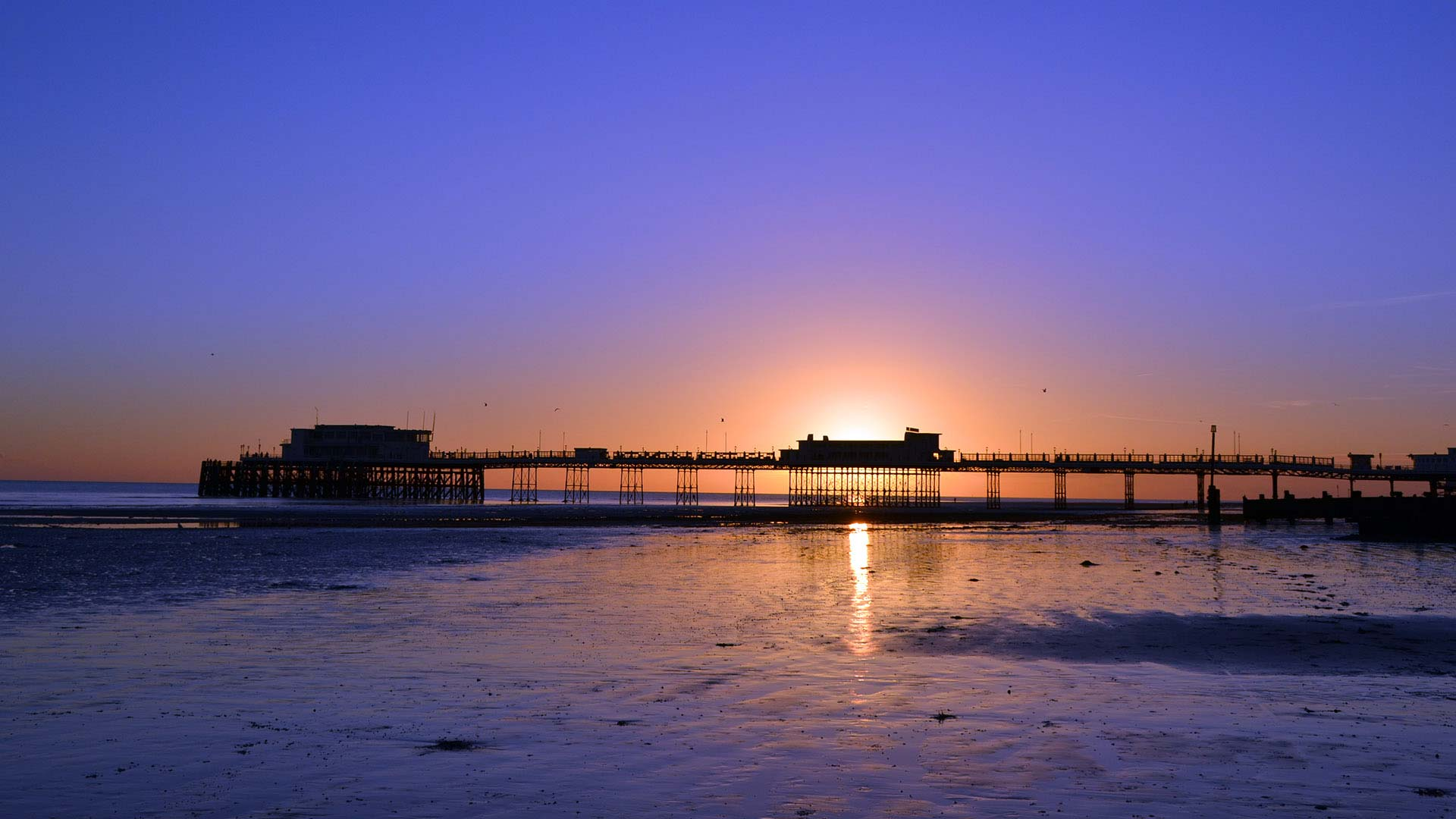 Panorama to illustrate dating in worthing