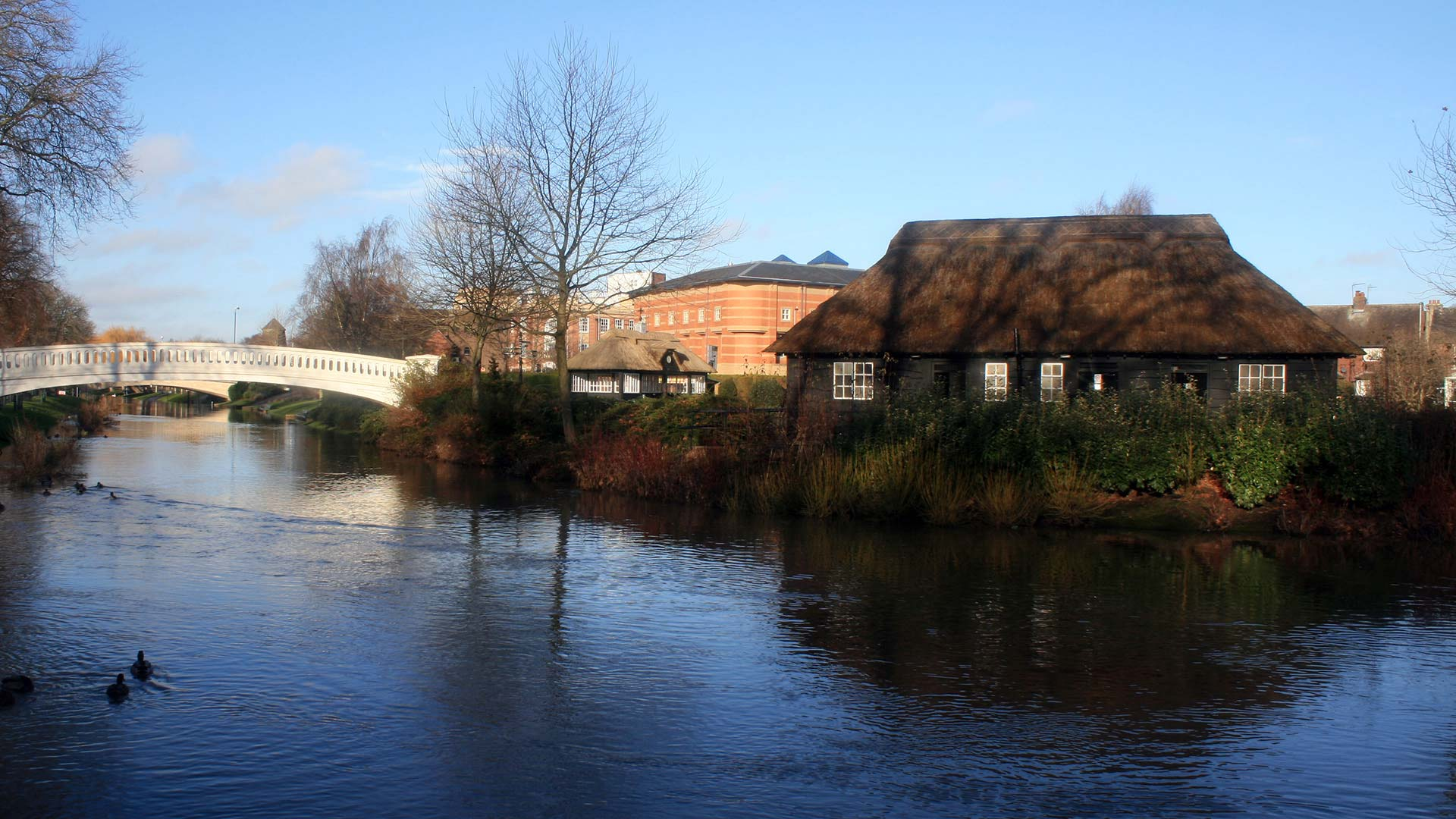Panorama to illustrate dating in stafford