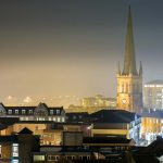 Panorama to illustrate dating in wakefield