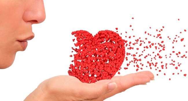 New relationship heart
