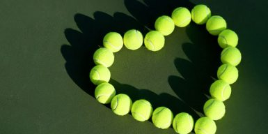 Reasons to date a tennis player